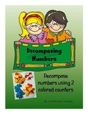 Decomposing Numbers - How Many Ways to Make a Number