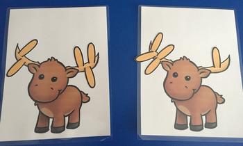 Decomposing Numbers: Moose Game!