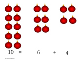 Decomposing Numbers Ornaments {Errorless Learning}