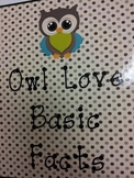 Decomposing Numbers Owl Theme