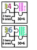 Decomposing Numbers Puzzle