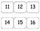 Decomposing Numbers Ten Frame
