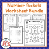 Decomposing Numbers Worksheet Bundle