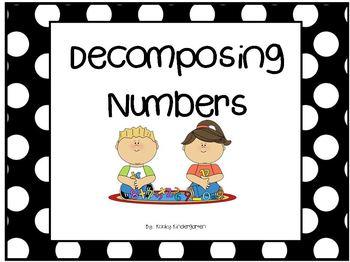 Decomposing Numbers in Kindergarten