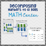 Decomposing Numbers to 10