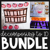 Decomposing Numbers to 10 Bundle