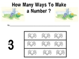 Decomposing Numbers to 5