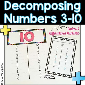Decomposing Posters and Printables