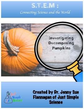 Decomposing Pumpkin Experiment