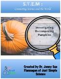 Investigating Decomposing Pumpkins-Experimental Design
