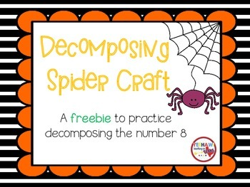 Decomposing Spider Craft