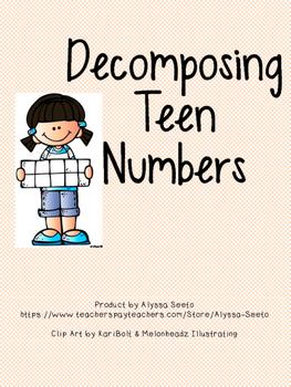 Decomposing Teen Number