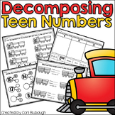 Decomposing Teen Numbers