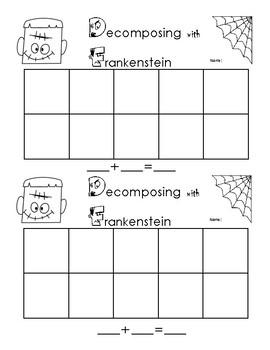 Decomposing Ten - Frankenstein theme