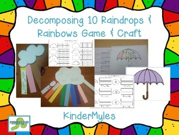 Decomposing Ten {Raindrops and Rainbows}