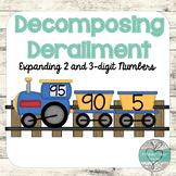 Decomposing Tens and Hundreds: Decomposing Derailment