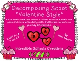 Decomposing Valentine Scoot - 2 versions