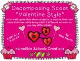 Decomposing Valentine Scoot - 2 versions