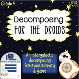 Decomposing for the Droids: An Intergalactic Fractions Activity