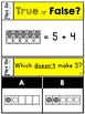 Decomposing to 10 - Kindergarten Math Tasks Cards