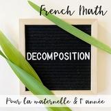 Décomposition-French Math Decomposition Centres