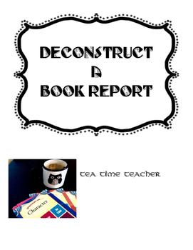 Deconstruct a book report