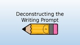Deconstructing A Writing Prompt