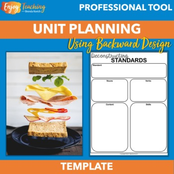 Deconstructing Standards Template and Example