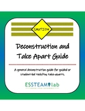 Deconstruction Guide for Makerspace and STEAM
