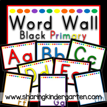 Decor Pack Bundle {Black Primary}