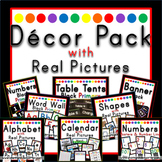 Decor Pack Bundle {Black Primary}
