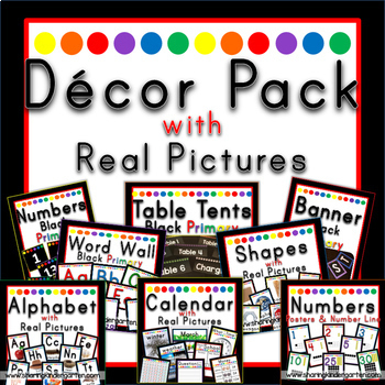 Decor Pack {Black Primary}