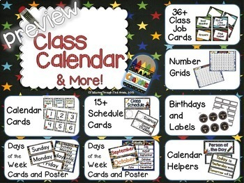 Classroom Decor Editable ~ School Theme
