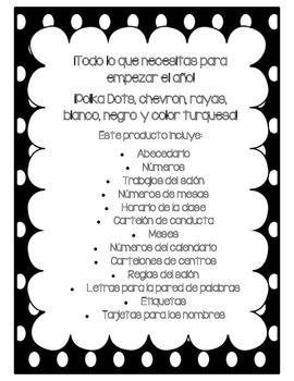 Decoración para el salón en blanco, negro y turquesa