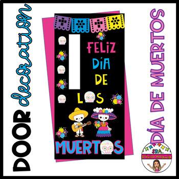 Dia De Los Muertos Spanish Worksheets Teaching Resources Tpt