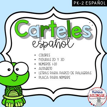 Decoraciones básicas para la clase de español