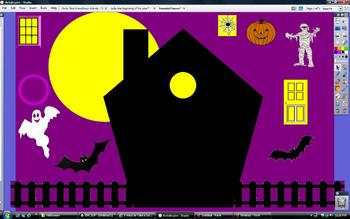 Decorate The Haunted House