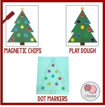 Decorate The Tree Activity