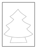 Decorate a Christmas Tree Craft