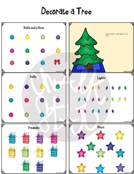 Decorate a Christmas Tree Google Slides™