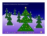 Decorate a Christmas Tree Story Problems 2