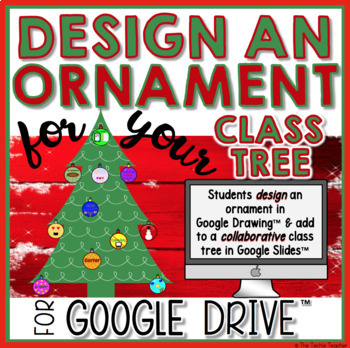 Christmas Holiday Project In Google Drive By The Techie Teacher