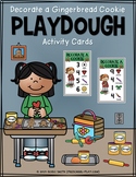 Decorate a Cookie Playdough Activity Cards