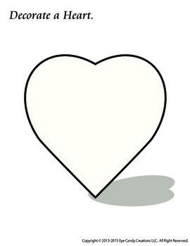 Decorate a Heart