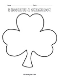 Decorate a Shamrock {St. Patrick's Day}