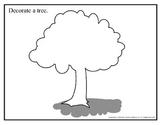 Decorate a Tree 8.5x11