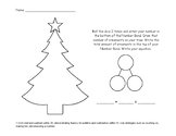 Decorate a Tree with Number Bonds