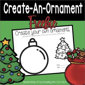 Decorate the Ornament!