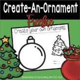 Decorate an Ornament - FREEBIE!