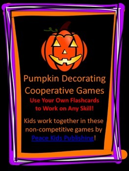 Decorate the Pumpkins Cooperative Game